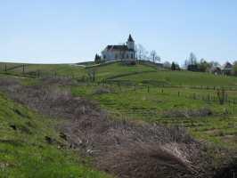 kostelík v Kaleku