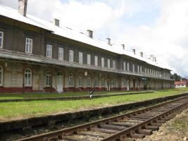 moldavské nádraží - nejvýše položené v ČR