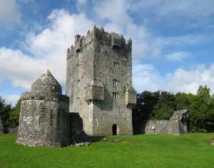 Věžový hrad