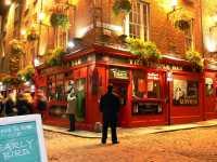 už zpět v Dublinu