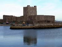 hrad Carrickfergus