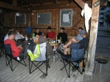 Předsunutý večerní tábor
