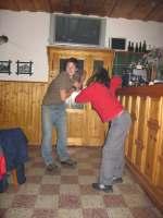 taneční kreace studentů